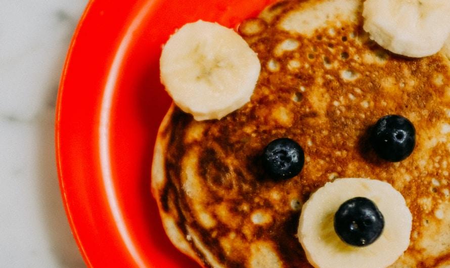 Recette de pancake 🥞