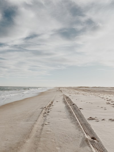 Drive on the 75 Mile Beach, the longest sand highway