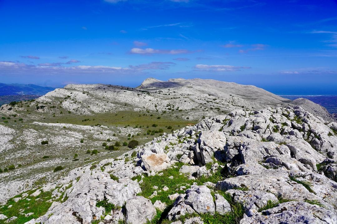 Sardinien Monte Albo