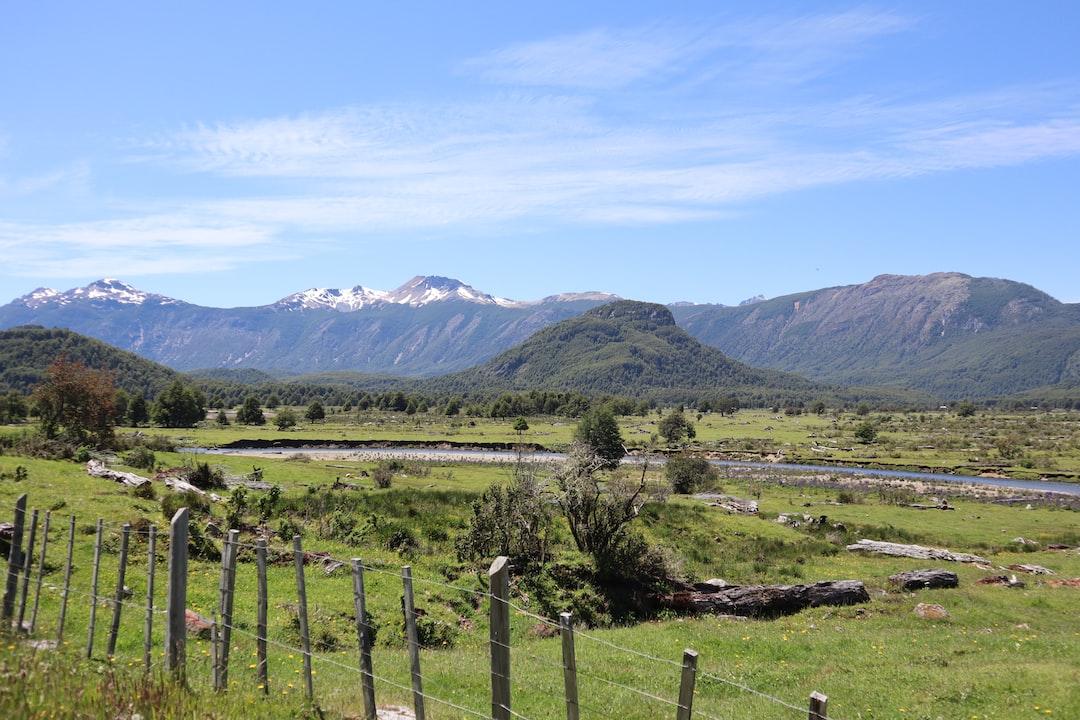 Landscape near Coyhaique