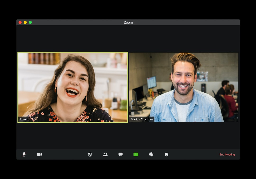 Zoom (Video chat)