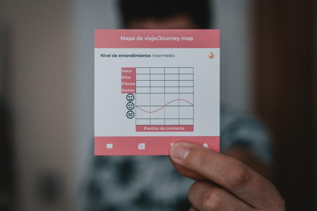 UX Method Card - Felipe Beltrán, Colombia.
