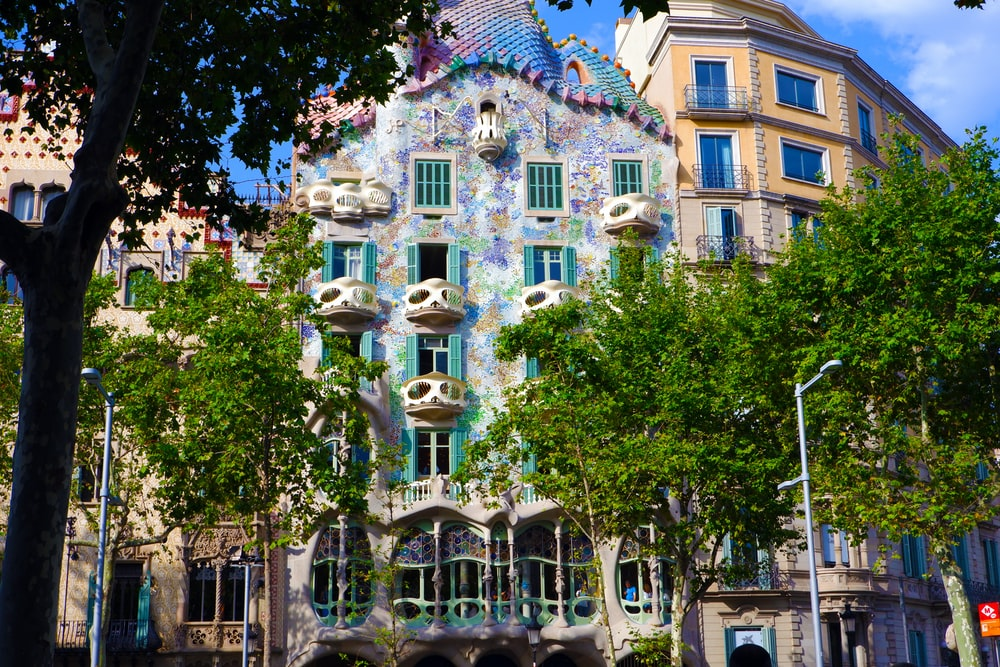 Most important places to visit - Barcelona-Home