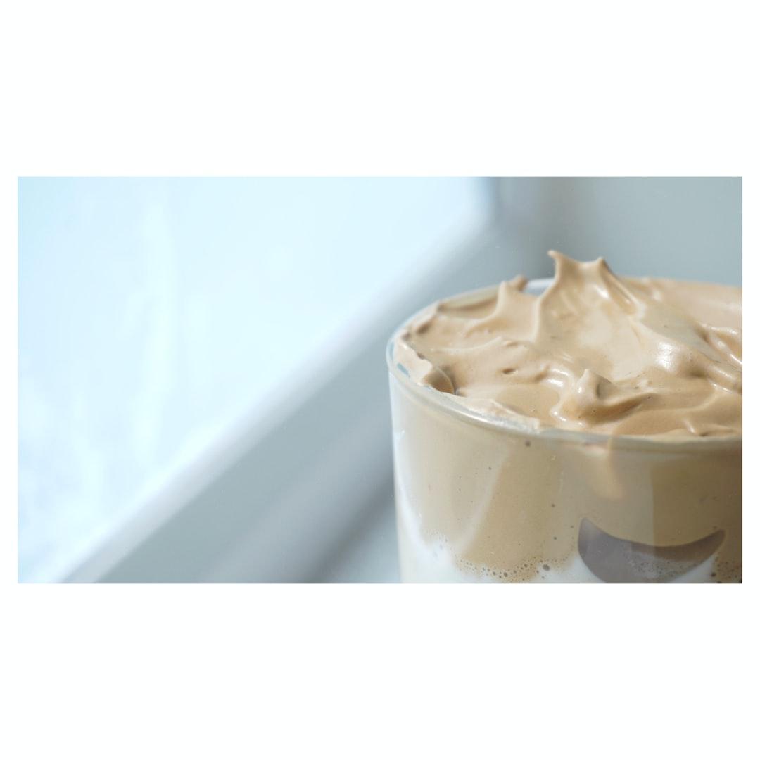 Coffee the Dalgona