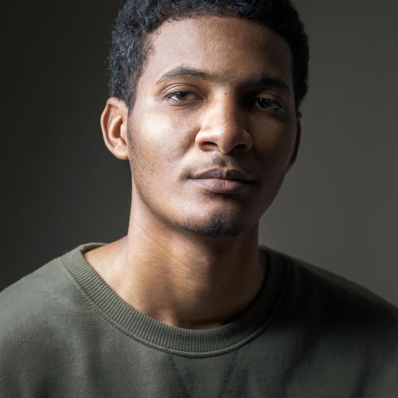 Profile shot for Marc Dixon