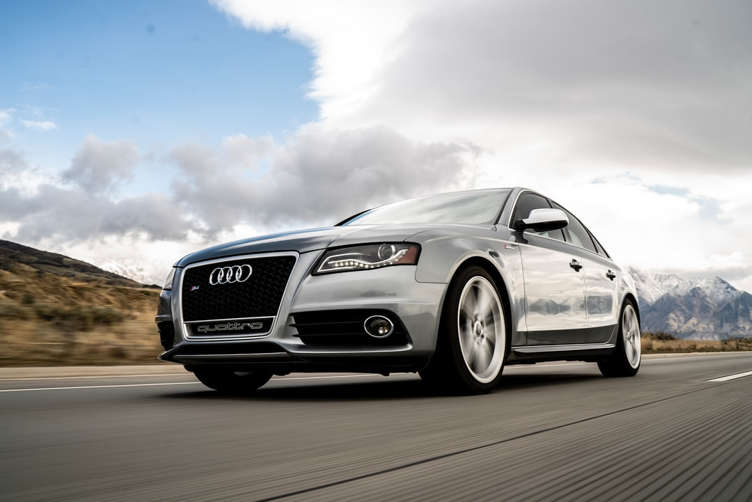 Supercharged and tuned '10 Audi S4