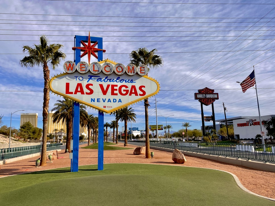 There are no clocks in Las Vegas casinos.