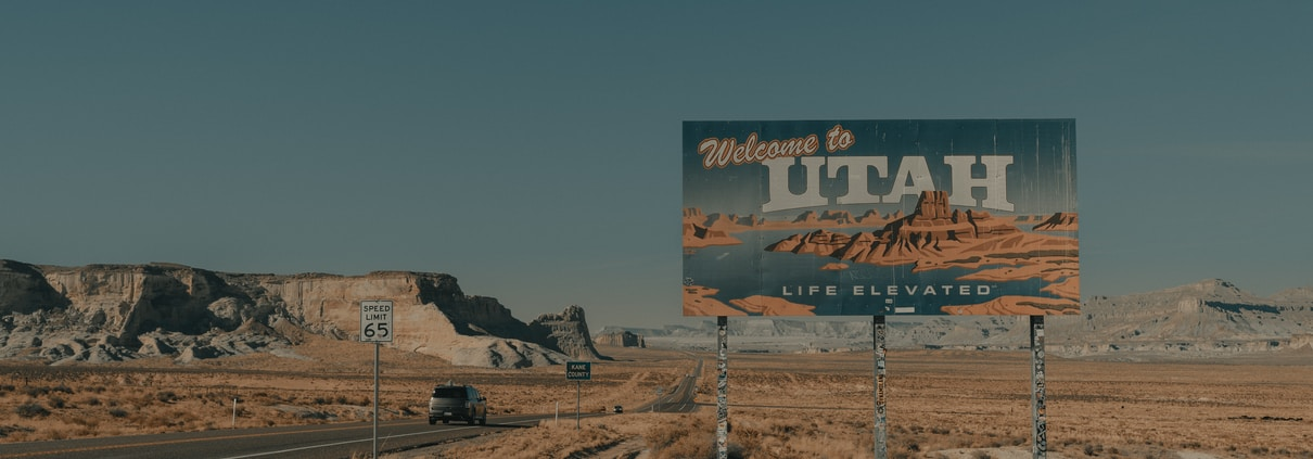 Welcome to Utah 1/2 (IG: @clay.banks)