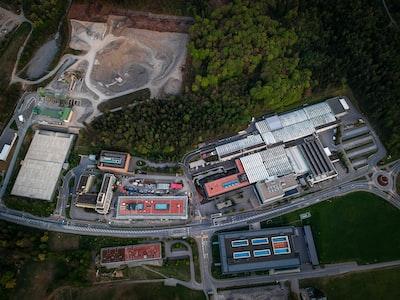 aerial view of cars on road during daytime liechtenstein zoom background