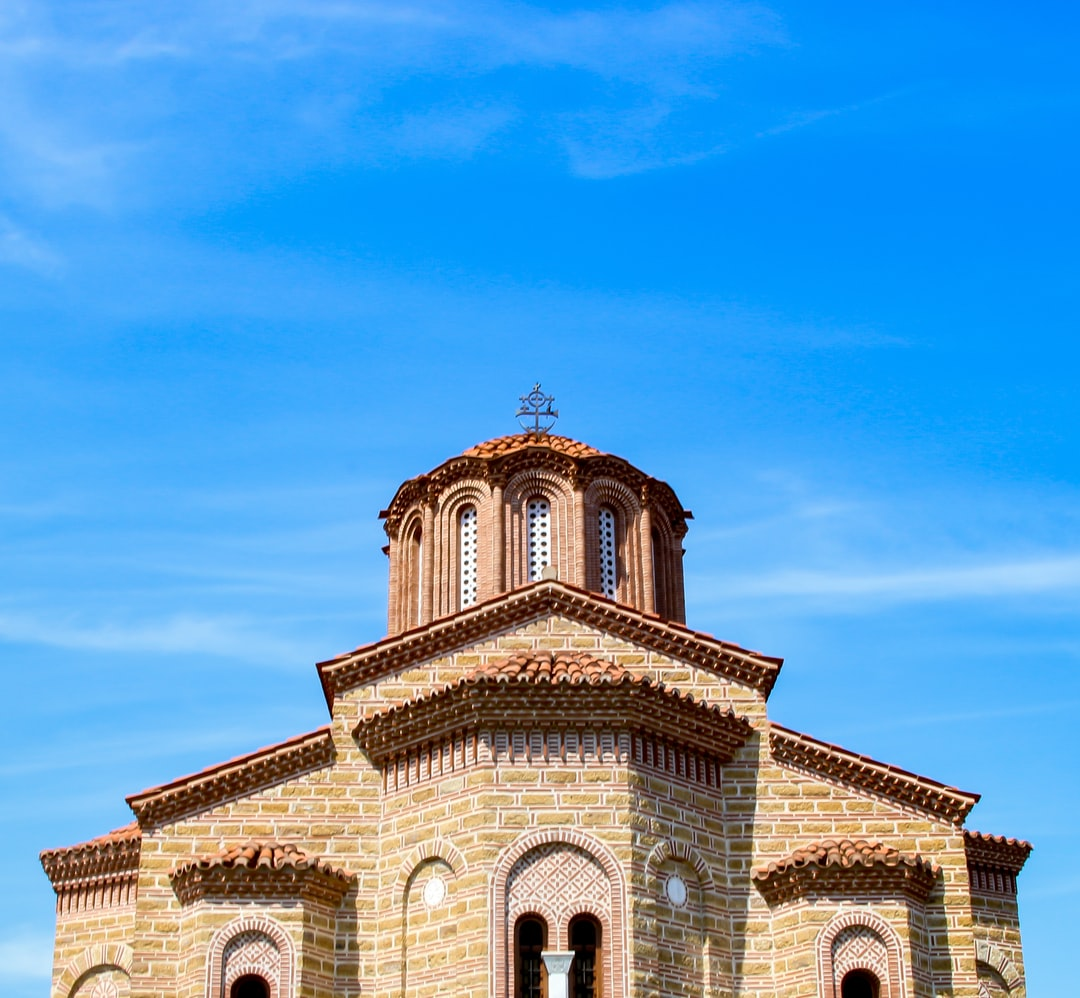 Church of the Monastery of Saint John the Theologian and Saint Paisios the Athonite, Souroti (Thessaloniki).