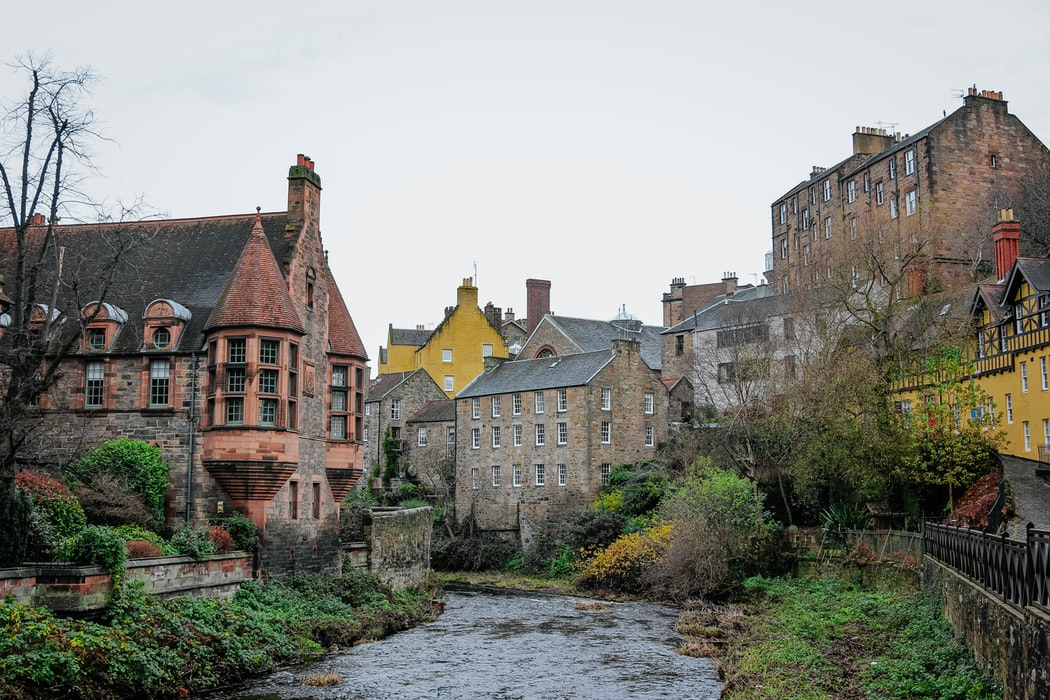 a snippet of the Dean village : things to do in Stockbridge