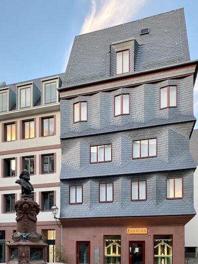 Frankfurt New Old Town