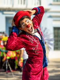 A Clown At The Carnival funny stories