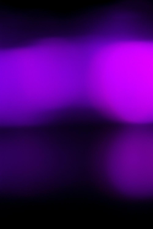 purple and black light illustration