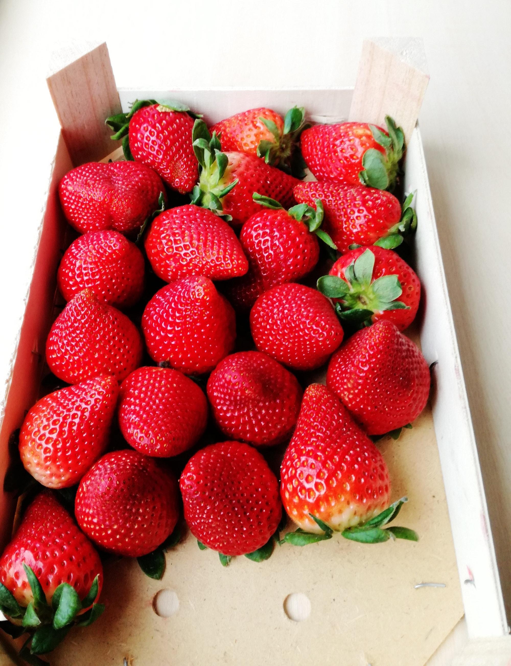 TOP 1O des fruits et légumes du mois de Juin