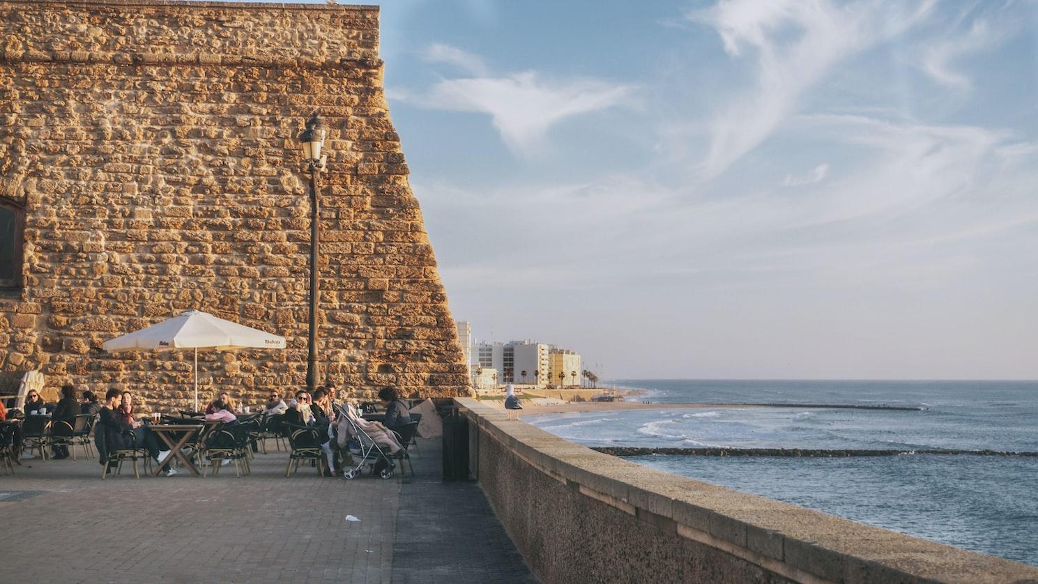 Impressie Cádiz, 1 van de 5 leukste steden van Spanje.