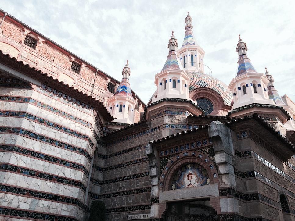 The Church of Sant Roma: ventures in Lloret De Mar