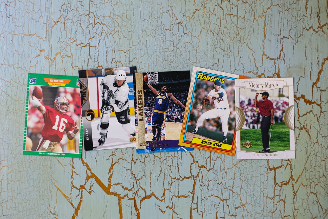 REASONS WHY COLLECTING BASEBALL CARDS IS A HOMERUN FOR THE BANK ACCOUNT