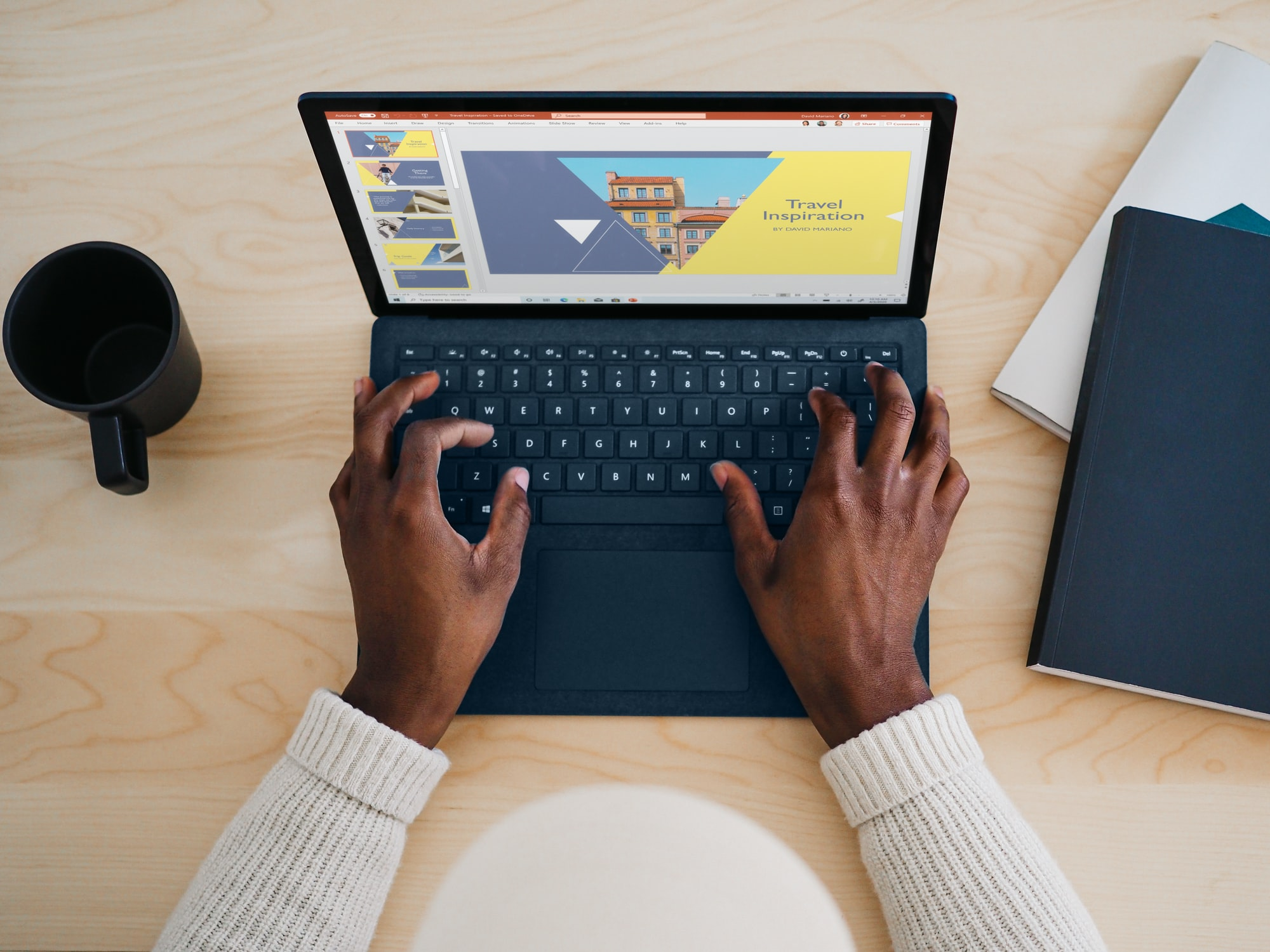 Microsoft Surface Laptop 3 in Cobalt 