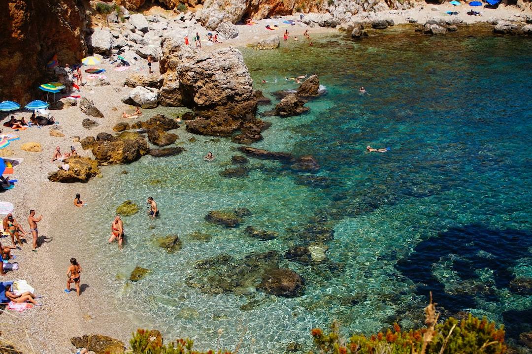 Riserva dello Zingaro, Sicily, Italy