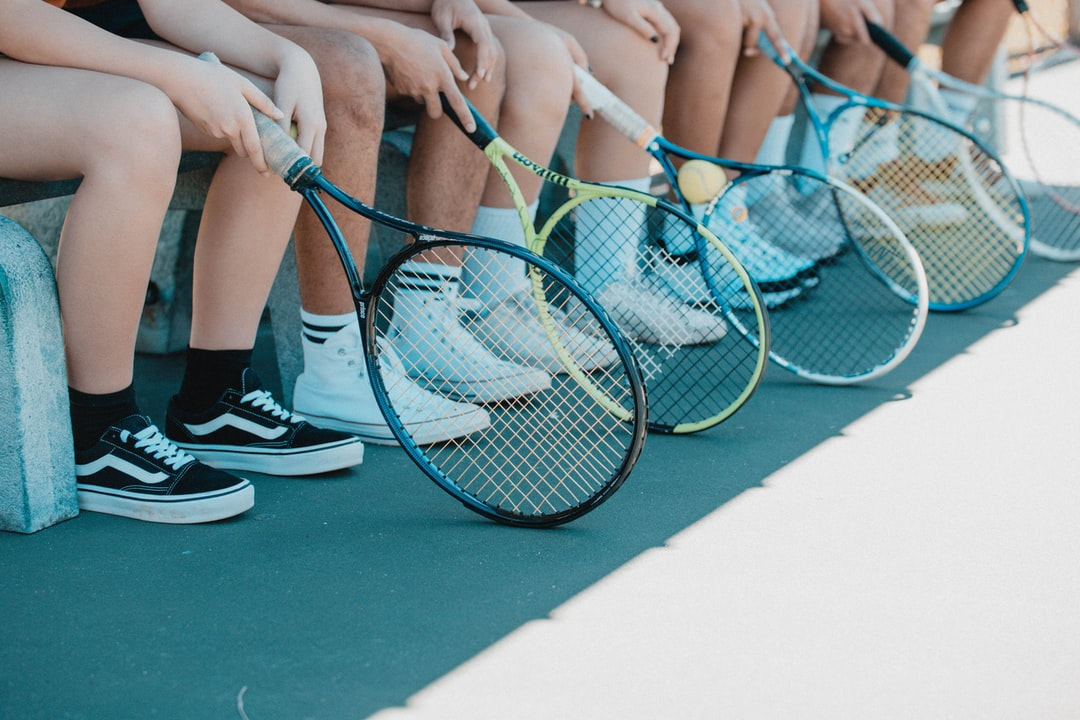 Sitting on the bench before tennis practice, want more photos like this contact me