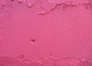 pink concrete wall during daytime