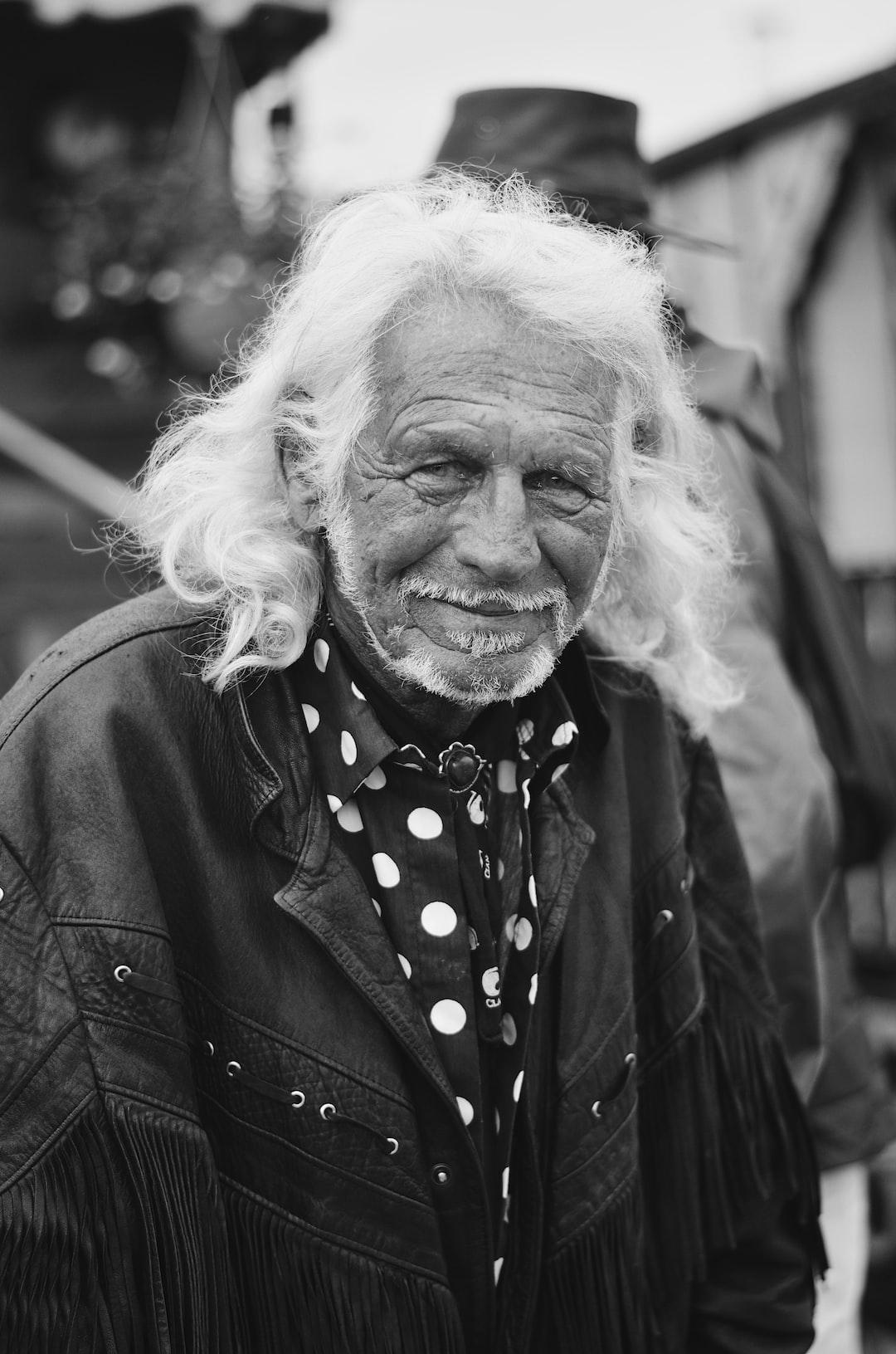 Gypsy Old Man