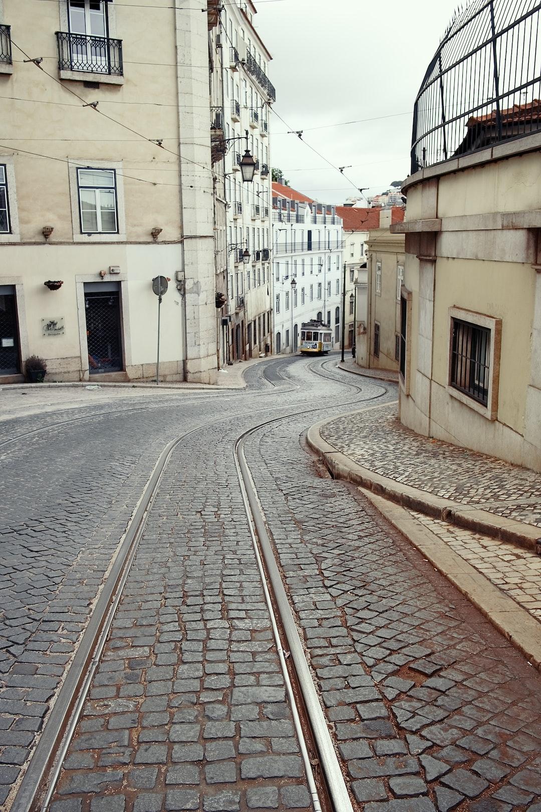 Lisbon nº 28 tram