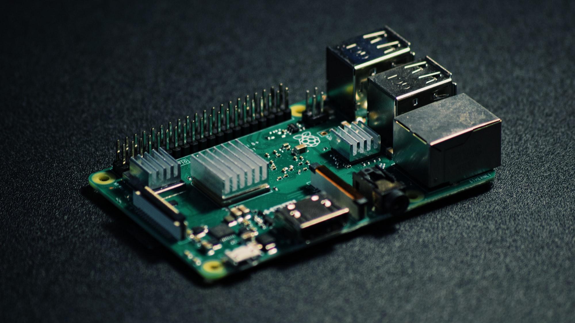 Dingleberry Pi running well on Raspberry Pi hardware