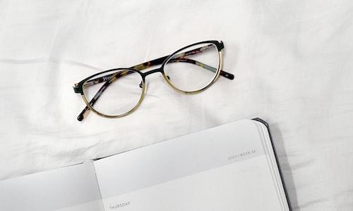 glasses pickup line