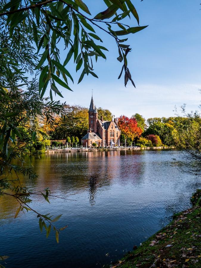 Bruges Lake, Belgium