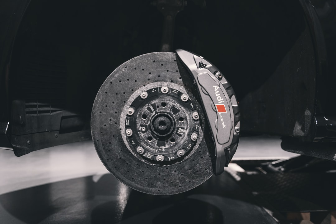 Audi RS6 Brake