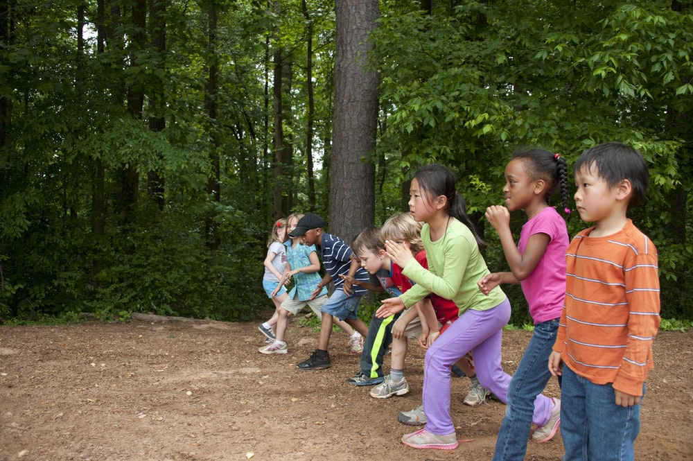 image from Centers for Disease Control Releases Summer Camp Guidance