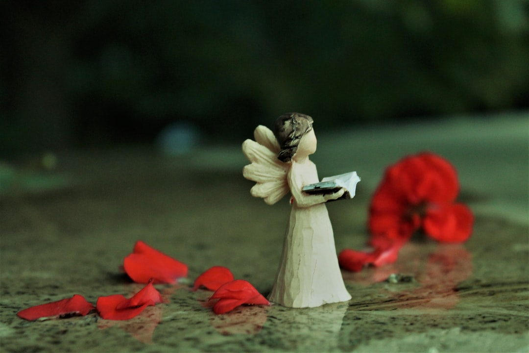 Reciting The flowers