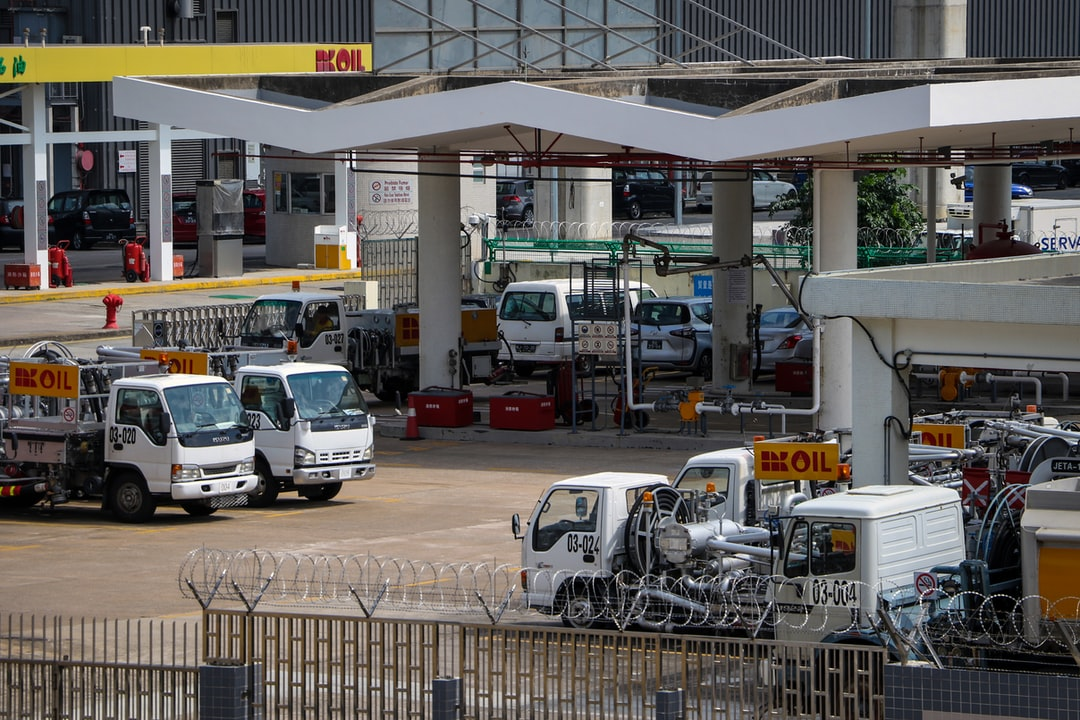 Fuel Park, Macau, China