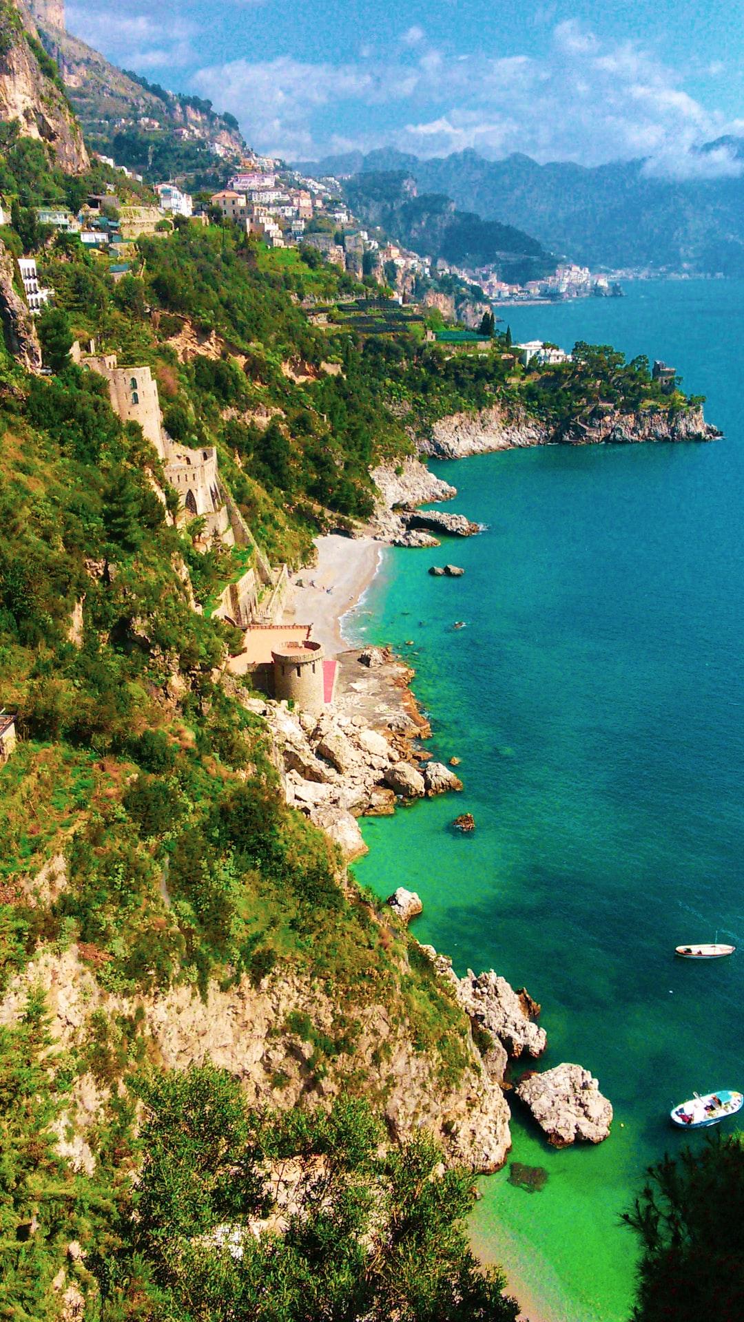 Summer is coming in the Amalfitan Coast