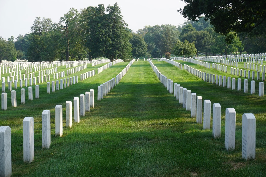 Parallelism in Arlington National Cemetery