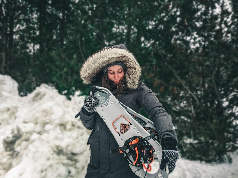 Skiing in gatineau
