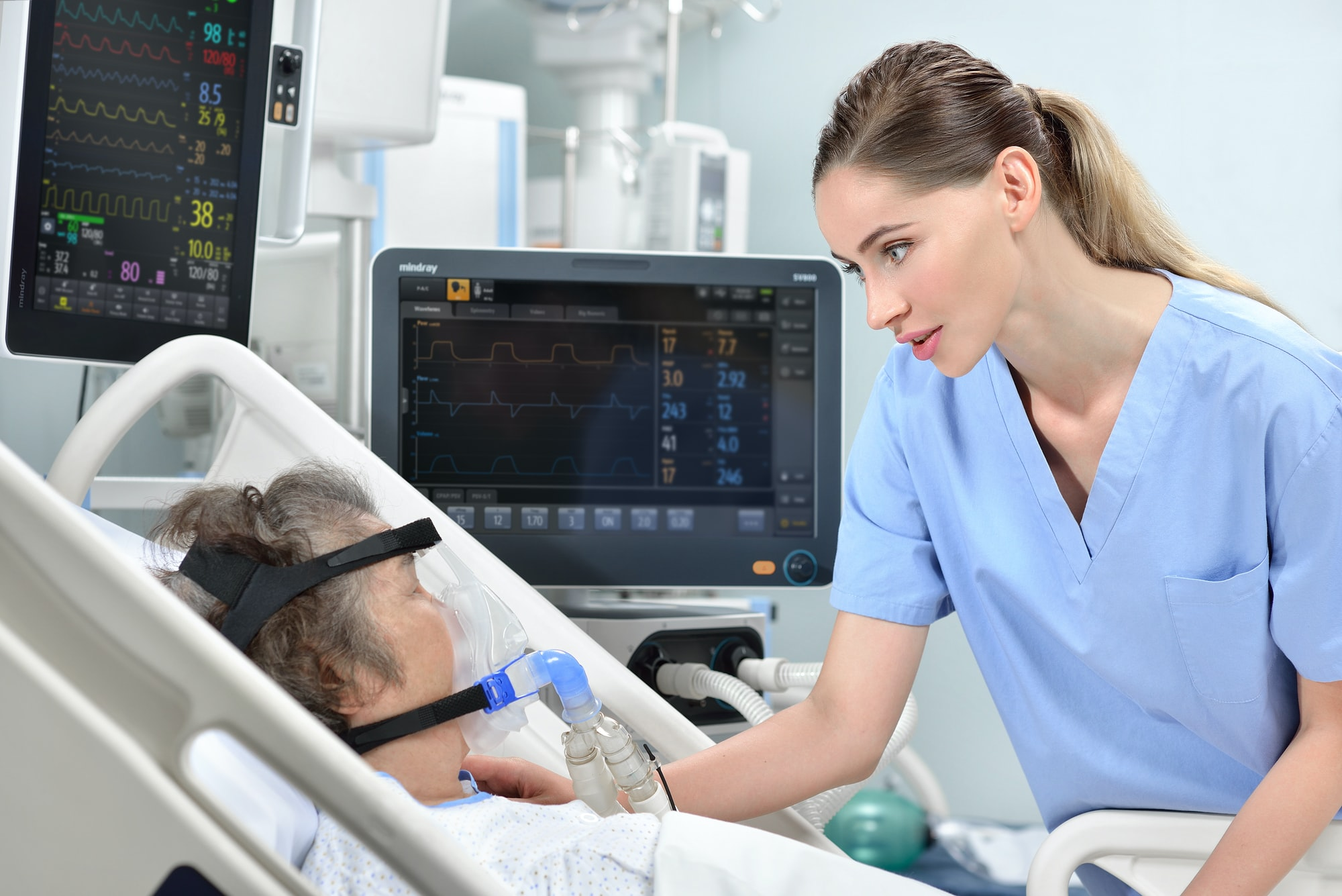 Israeli startup gives ventilated COVID patients a way to communicate