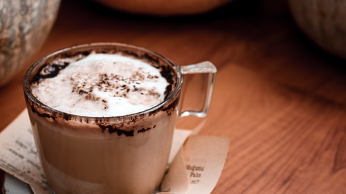 Chocolate Milk Cravings