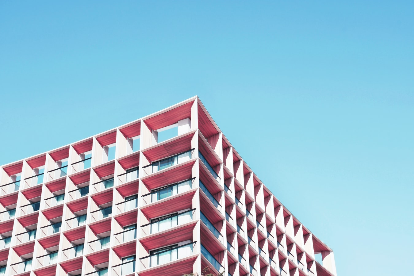 Stock image of a building.