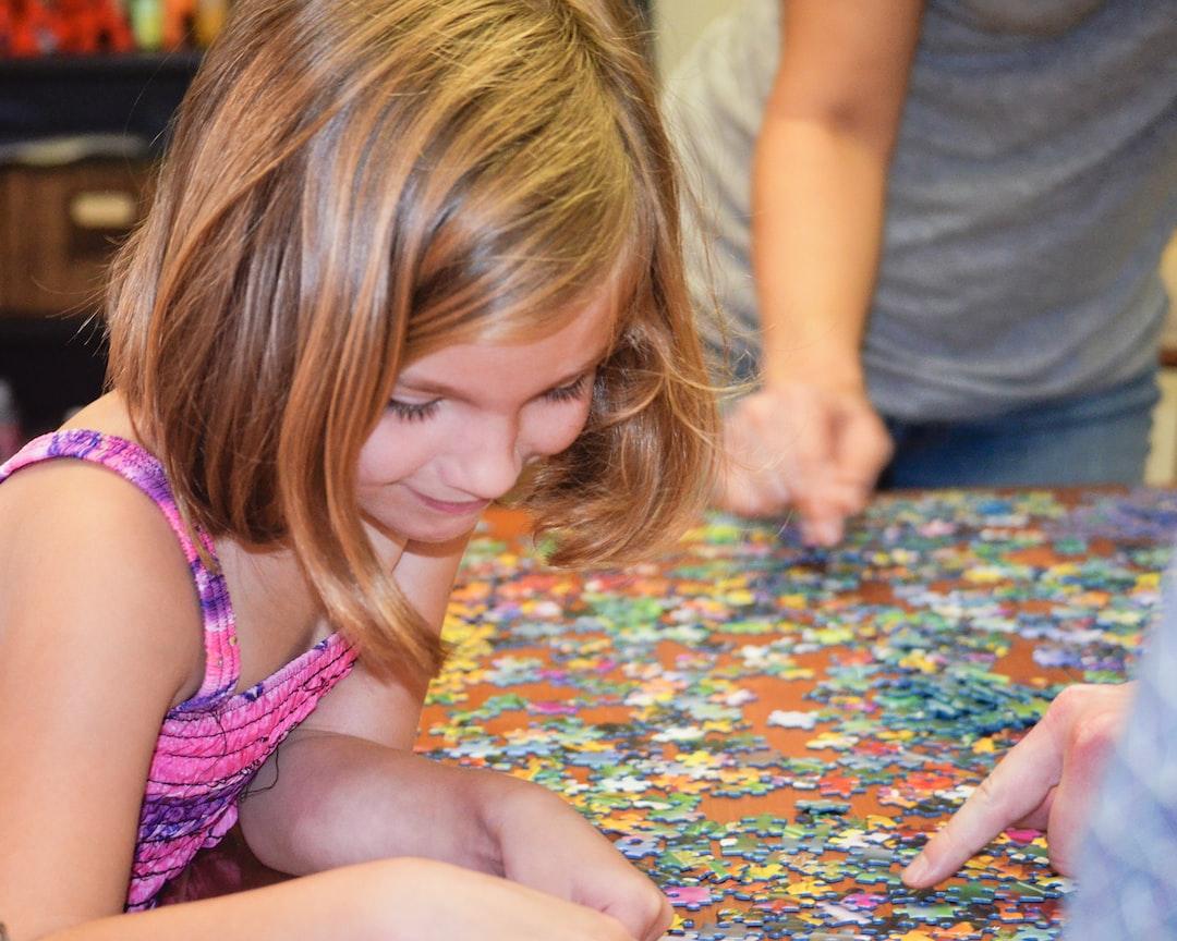Los puzzles ayudan a relajarse