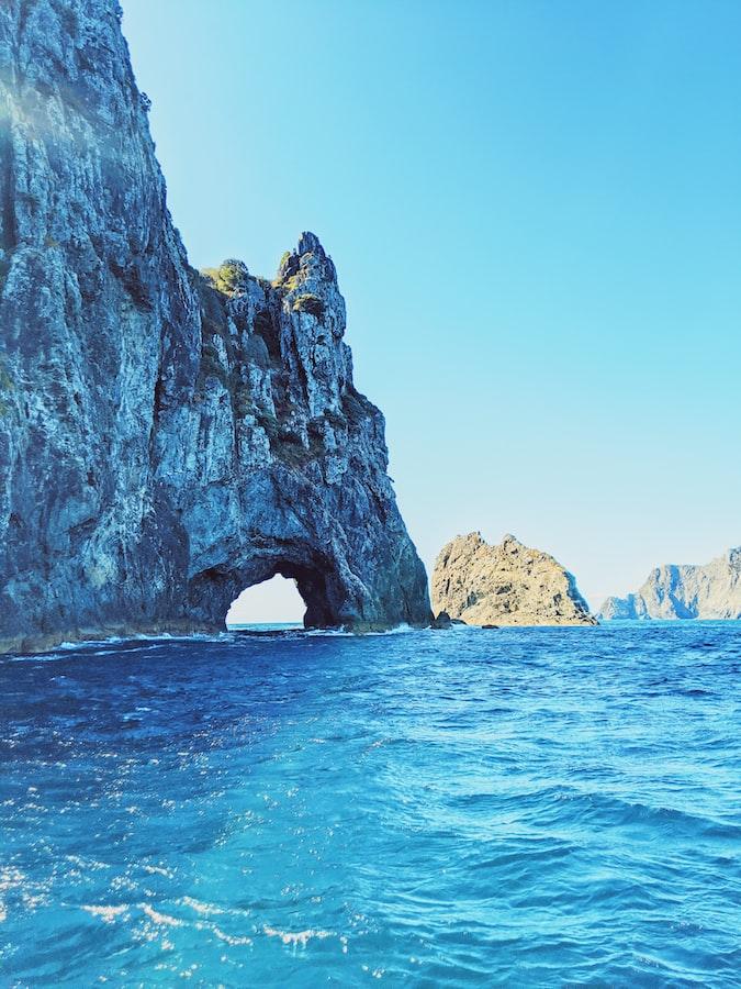 Hole in the rock, Paihia