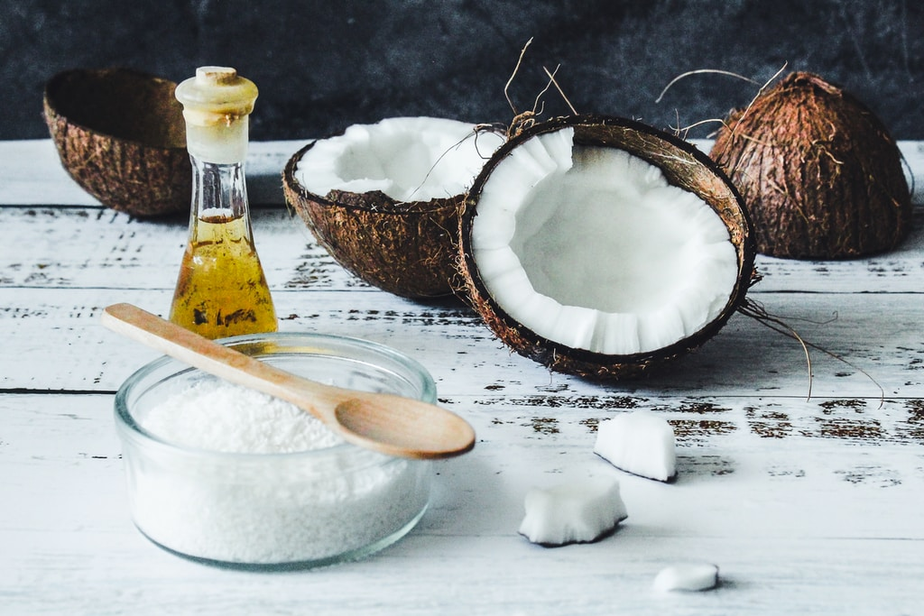 coconut in skin care