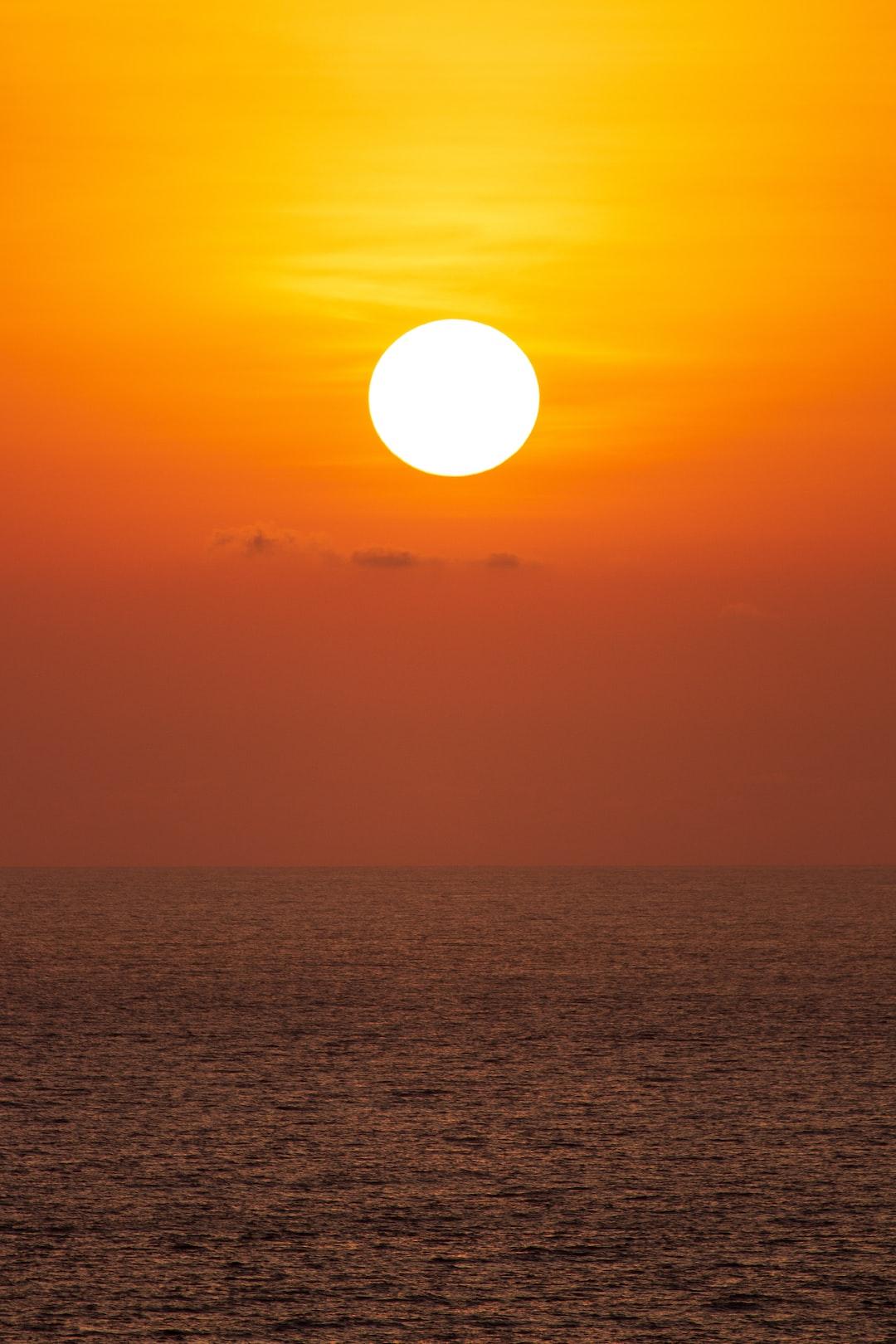 Sunrise or Sunset ?