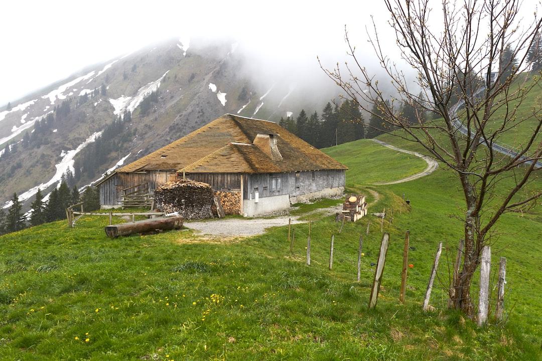 Chale d'alpage du Haut-de-la-Joux