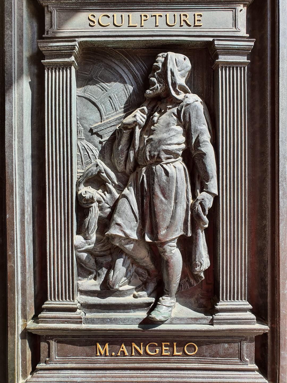 Michelangelo, London