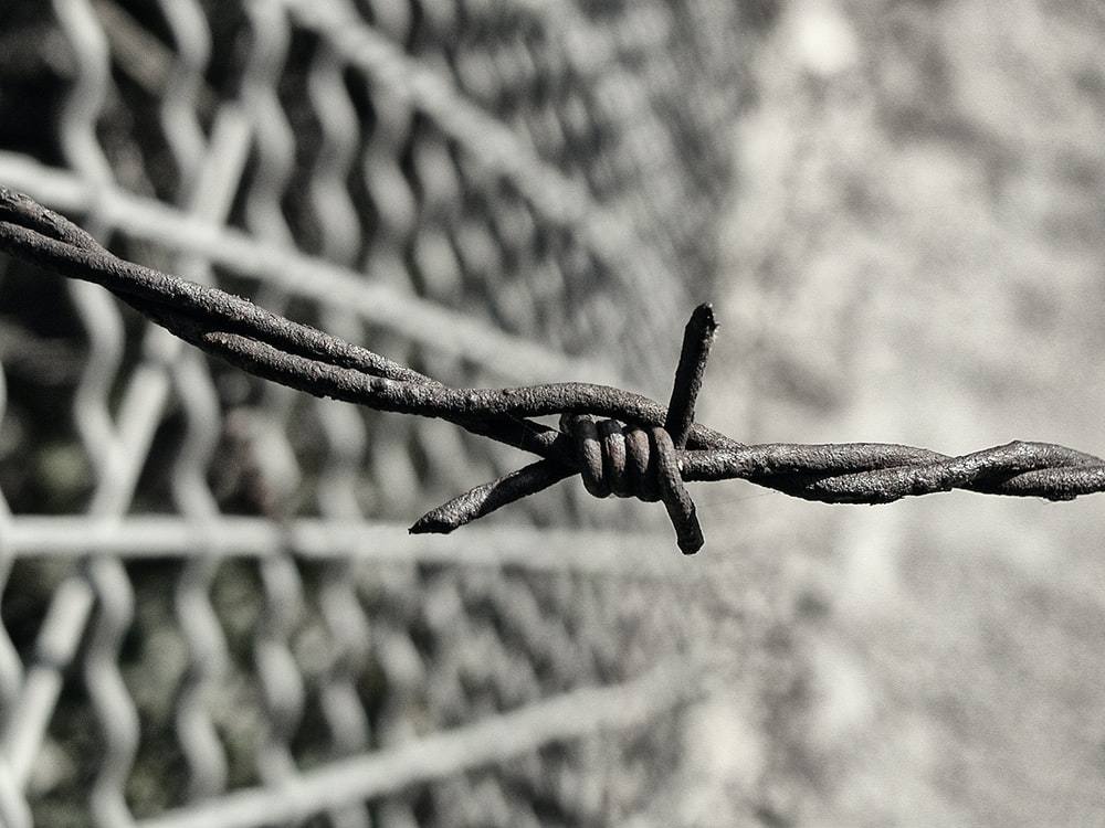 brown rope in close up photography