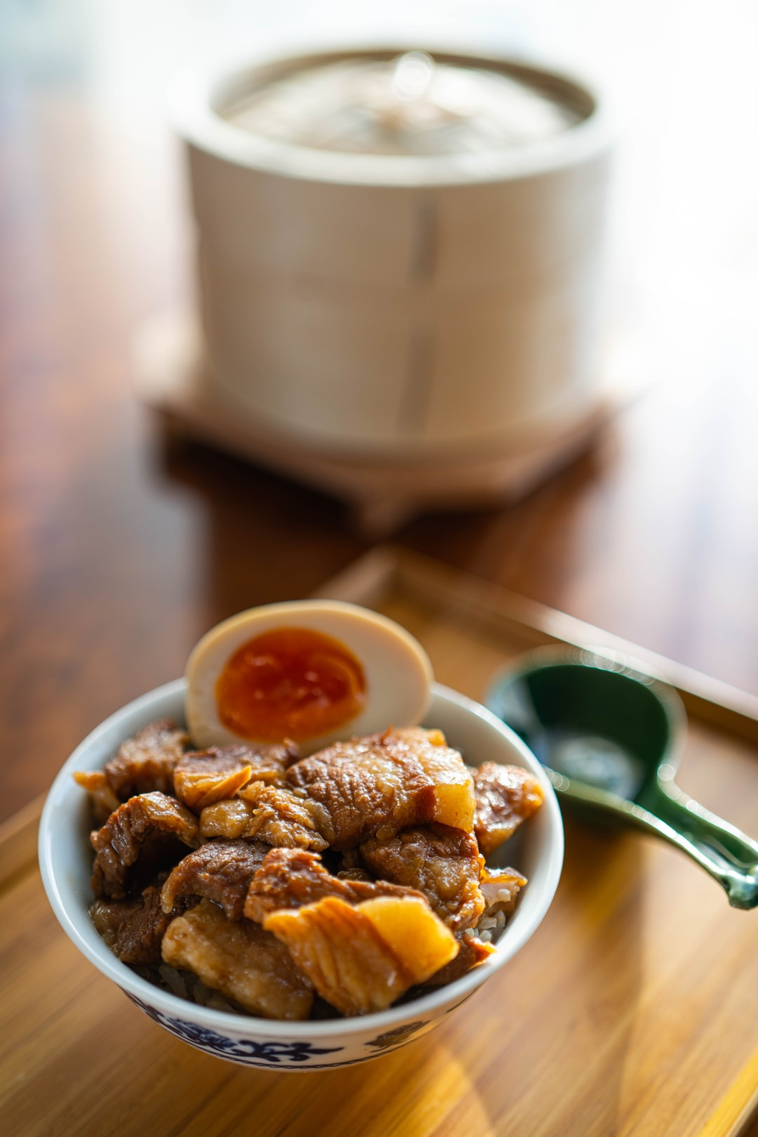 Luroufan (Taiwanese minced pork rice)