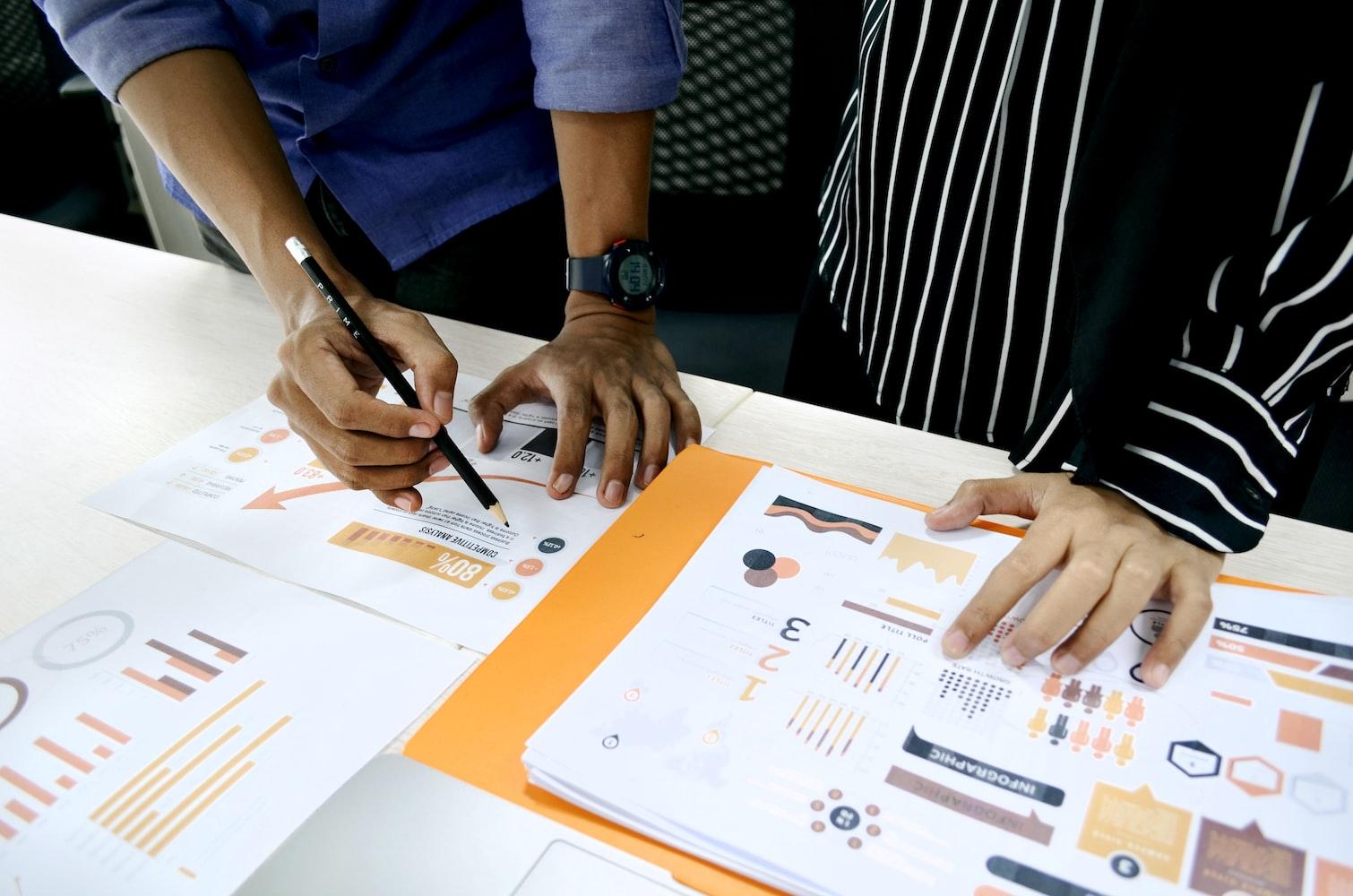 strategi marketing visual